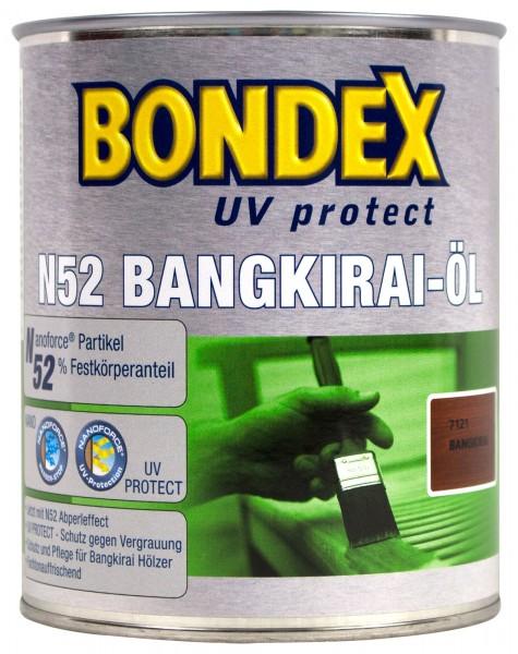 Bondex N52 UV Bangkiraiöl