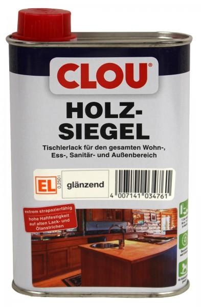 Clou Holzsiegel glänzend 250ml