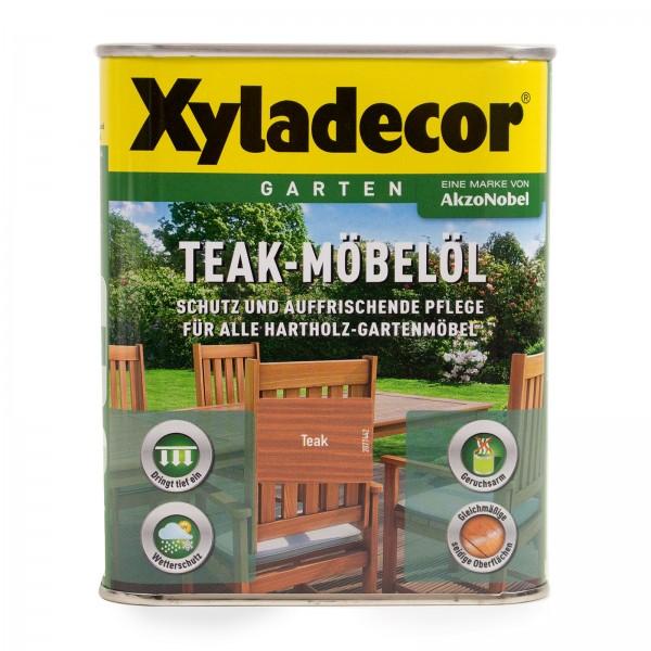 Xyladecor Teakmöbelöl 0,75 l