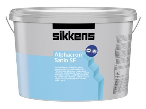 Sikkens Alphacron Satin SF weiss 5 l