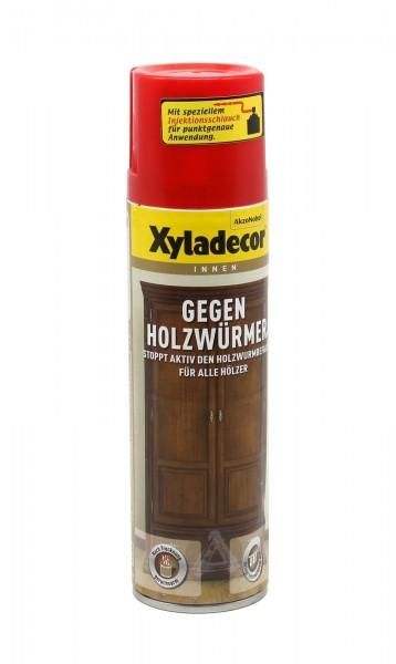 Xyladecor gegen Holzwürmer Spray