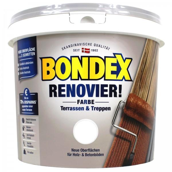 Bondex Renovier Farbe 5 l