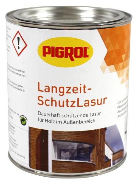 Pigrol Lanzeitschutzlasur 375 ml 750 ml