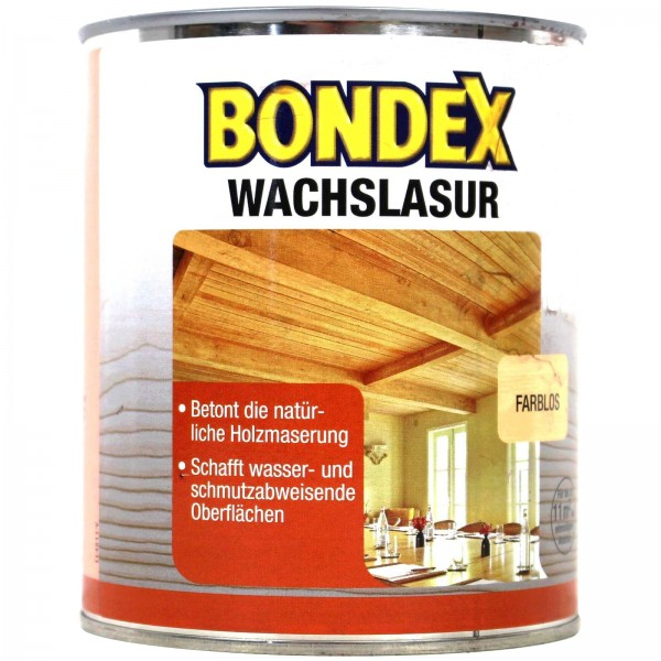Bondex Wachslasur