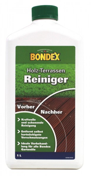 Bondex Holz-Terrassen Reiniger 1 l
