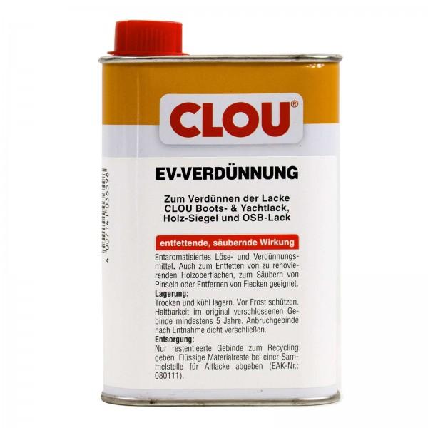 Clou EV Verdünnung