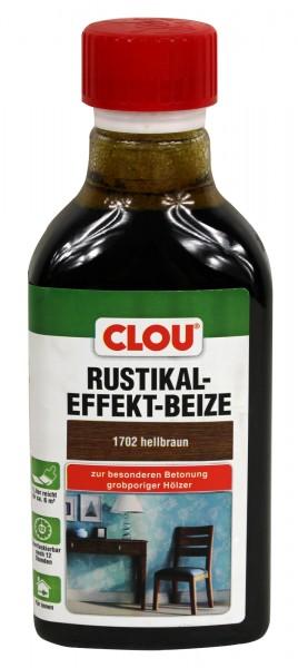Clou Rustikal Effekt Beize hellbraun 1702