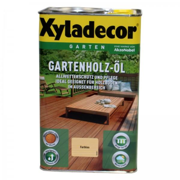 Xyladecor Gartenholz Öl