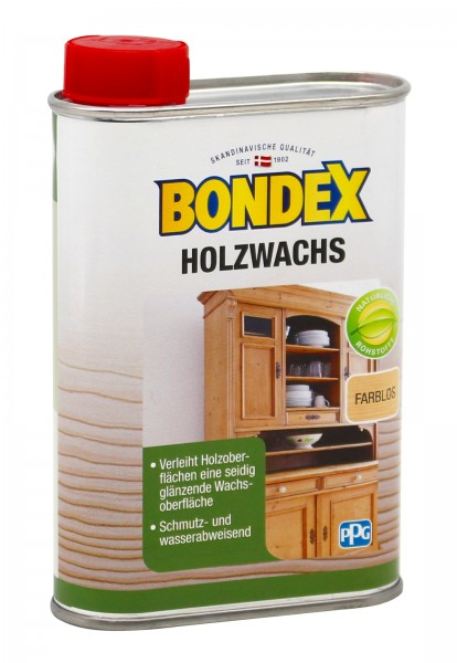 Bondex Holzwachs 250 ml farblos
