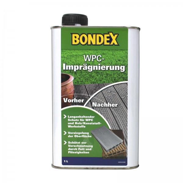 Bondex WPC Imprägnierung 1 l