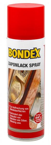 Bondex Zaponlack Metallack Spraydose 300ml