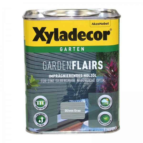 Xyladecor Garden Flairs oliven grau