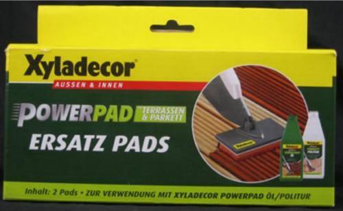 Xyladecor Power Pad Ersatz Pads 2 Stück