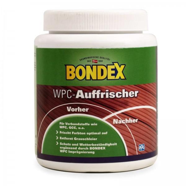Bondex WPC Auffrischer., Pflege für Wood-Plastic-Composite 0,75 l