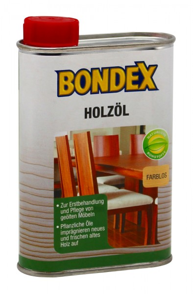 Bondex Holzöl farblos/transparent 250ml