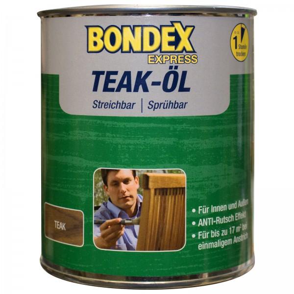 Bondex Express Teaköl