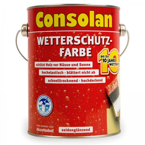 Consolan Wetterschutzfarbe