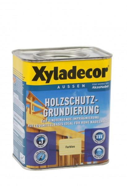 Xyladecor Holzschutzgrundierung lösemittelbasiert