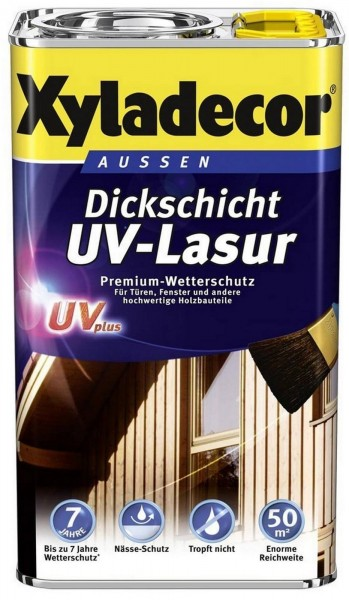 Xyladecor UV Dickschichtlasur