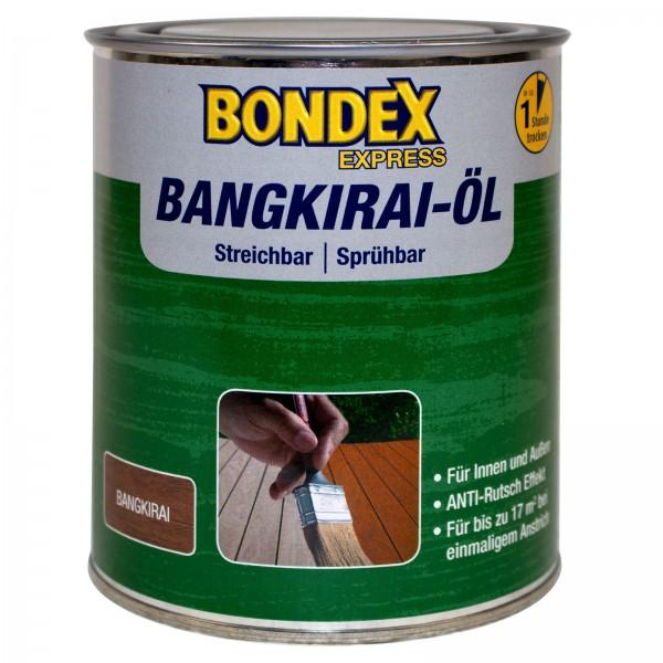 Bondex Express Bangkiraiöl