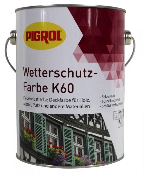 Pigrol wetterschutzfarbe K60