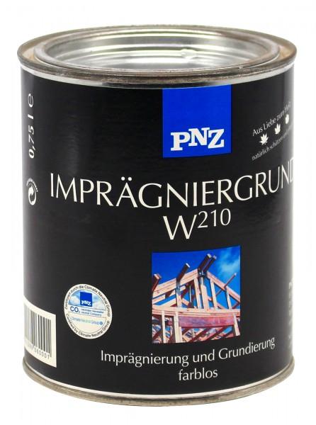 PNZ Imprägniergrund W 210 Holzgrundierung
