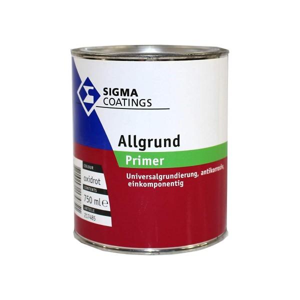 Sigma Allgrund Primer oxidrot 0,75 l