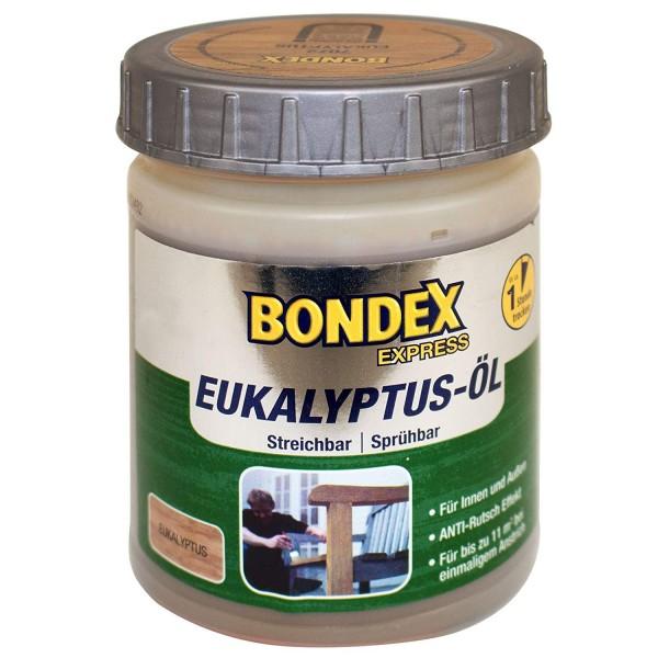 Bondex Express Öl, Sprühbares Eukalyptus Öl