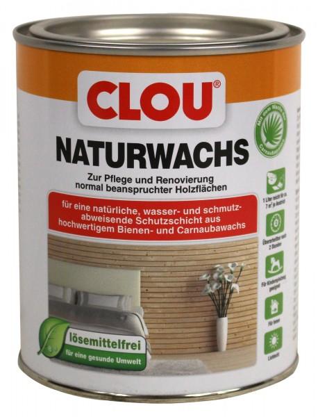 Clou Naturwachs 0,75 l