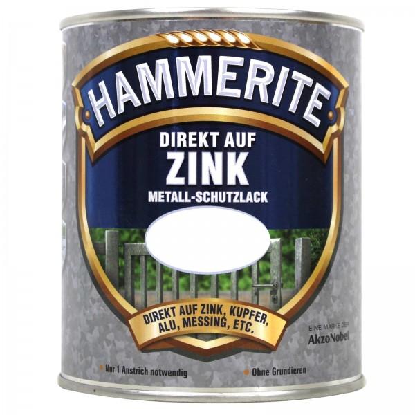 Hammerite Direkt auf Zink 0,75 l