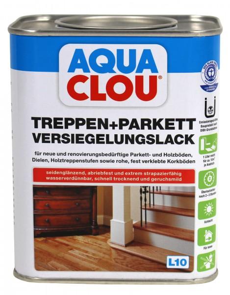 Clou Treppen + Parkett Versiegelungslack