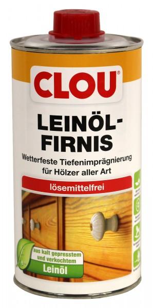 Clou Leinölfirnis 0,5 l