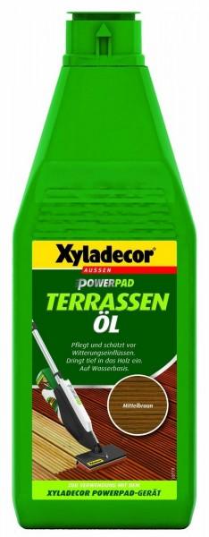 Xyladecor Power Pad Terrassen Öl natur